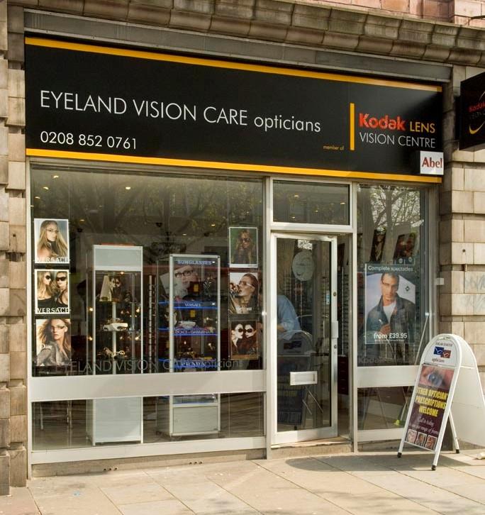 Eyeland Vision Care Lewisham